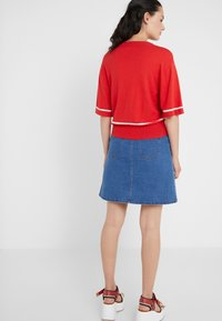 See by Chloé - Pullover - white - red - 2