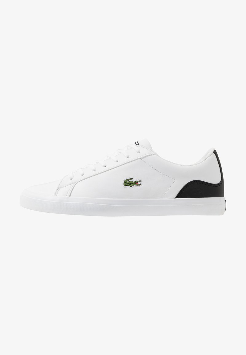 Lacoste - LEROND - Sneakers - white/black