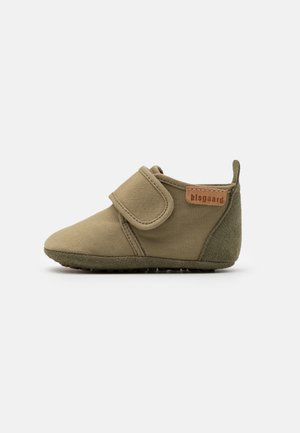 BABY UNISEX - First shoes - green