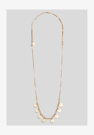 Necklace - moonlight gold