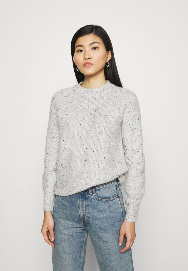 SPONGEY JUMPER - Sweter - grey