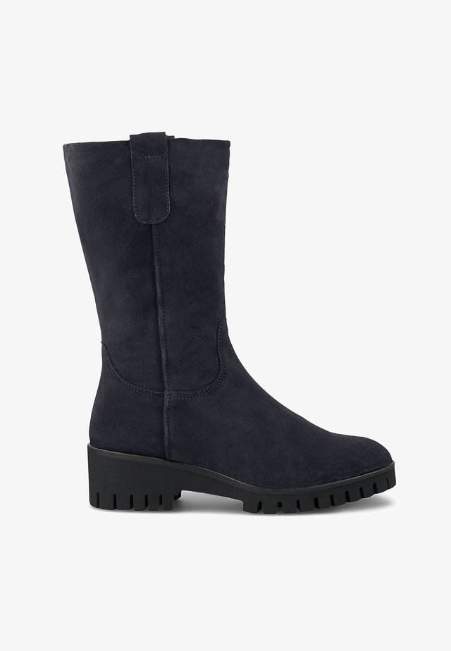 Winter boots - dunkelblau