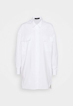 EVE LONG BLOUSE - Košile - white