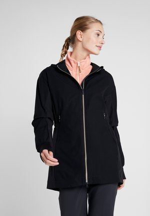 ELEELE - Kurtka Outdoor - black