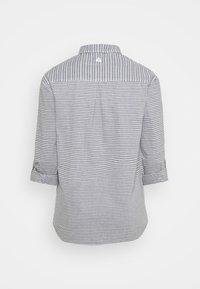 Barbour - LONGSHORE  - Button-down blouse - cloud/navy - 7