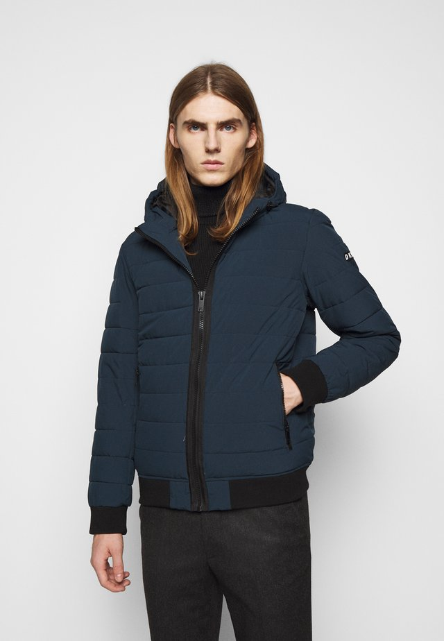 PACKABLE AND PUFFERS - Winter jacket - blue steel