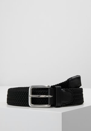 JACSPRING BELT - Skärp - black