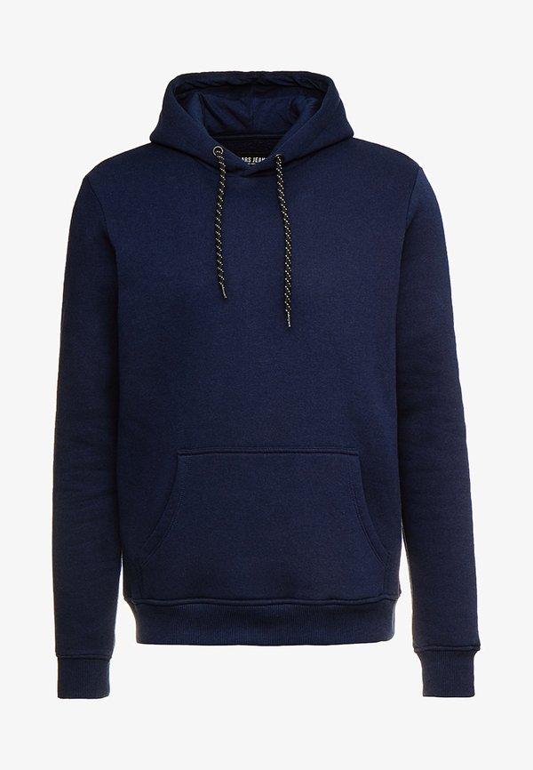Cars Jeans KIMAR HOOD - Bluza z kapturem - navy/granatowy Odzież Męska GYEW