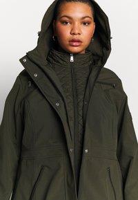 Lauren Ralph Lauren Woman - SYNTHETIC COAT - Parkatakki - light olive - 5