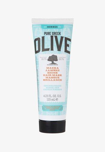 OLIVE GLANZ HAARMASKE  - Hair mask - -