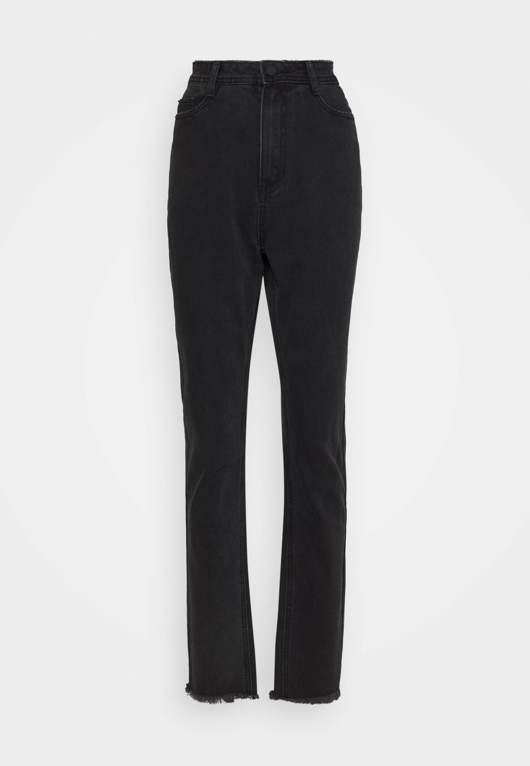Women WRATH RISE CLEAN CUT - Straight leg jeans