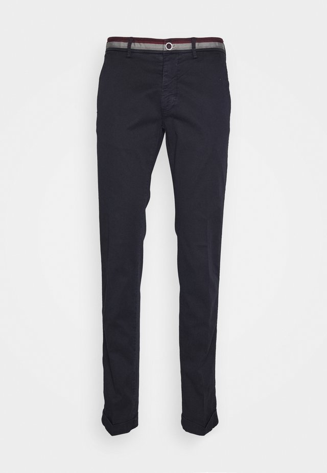 TORINOSUMMER - Chinos - dark blue