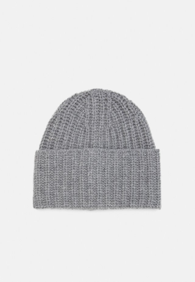 CORINNE HAT - Muts - warm grey