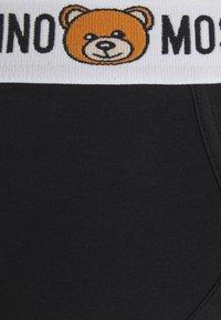 Moschino Underwear - BRIEF - Underbukse - black - 2