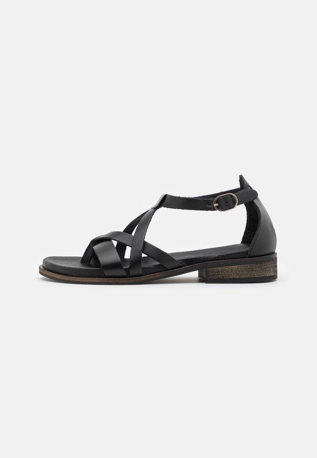 GITHA - Sandaler - black