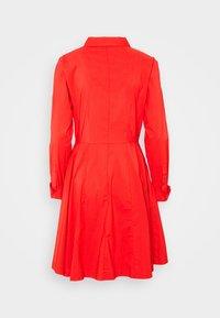 Steffen Schraut - EXCLUSIVE BLOUSE DRESS - Shirt dress - flash red - 8