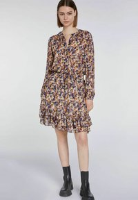 SET - A-line skirt - rose violett - 3