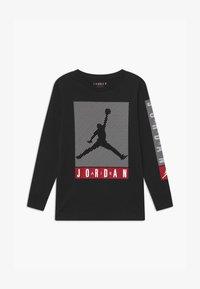 Jordan - JUMPMAN BLINDS - Longsleeve - black - 0