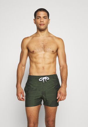 SPORT SWIM - Swimming shorts - military green