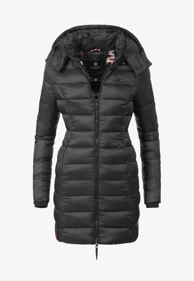 ABENDSTERNCHEN - Winter coat - black