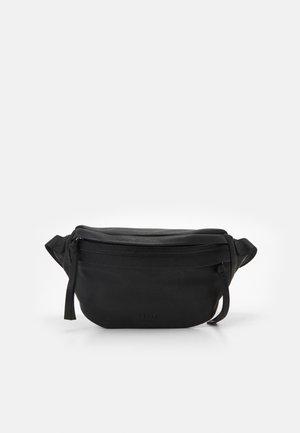 WON RAVEN BUMBAG - Bum bag - black