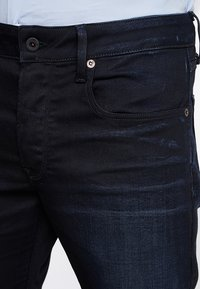 G-Star - 3301 SLIM - Jean slim - blue - 3