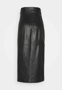 Paul Smith - WOMENS SKIRT - Pencil skirt - black - 1