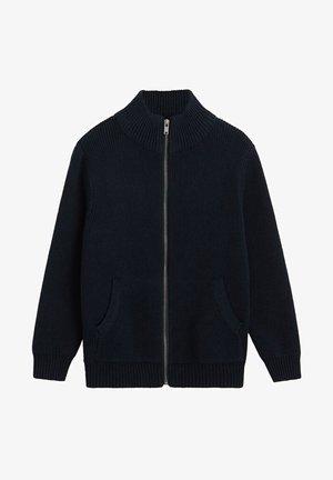 DAVICIN - Light jacket - bleu marine foncé