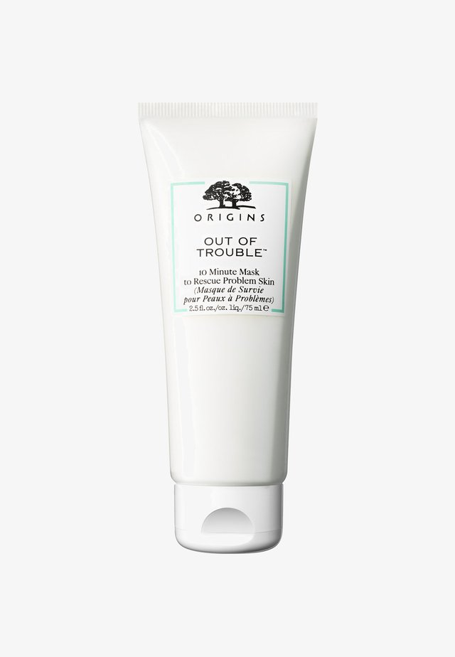 OUT OF TROUBLE® MASK 75 ML - Ansigtsmaske - -