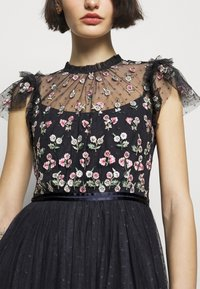 Needle & Thread - ROCOCO BODICE MAXI DRESS - Společenské šaty - sapphire sky - 5