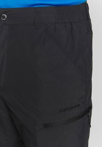 Icepeak - BECKLEY 2-IN-1 - Pantalons outdoor - anthracite - 6
