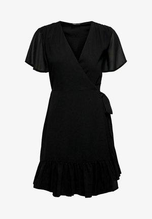 WICKELEFFEKT - Sukienka letnia - black