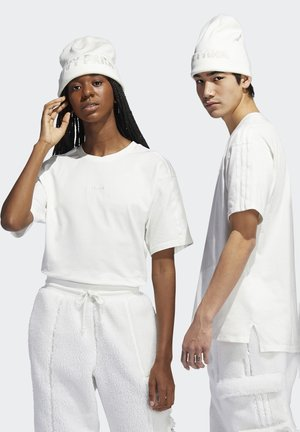 IVY PARK TEE (ALL GENDER) - T-shirt print - core white
