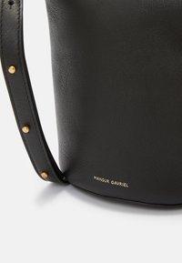 Mansur Gavriel - MINI ZIP BUCKET - Across body bag - black - 8
