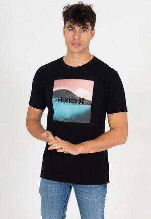 EVD WSH BALI  - T-shirt print - black