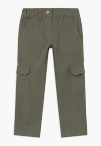 Blue Seven - KIDS UTILITY - Pantalones cargo - khaki - 0
