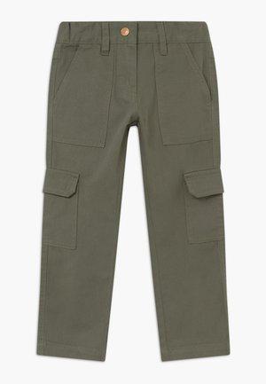 KIDS UTILITY - Cargo trousers - khaki