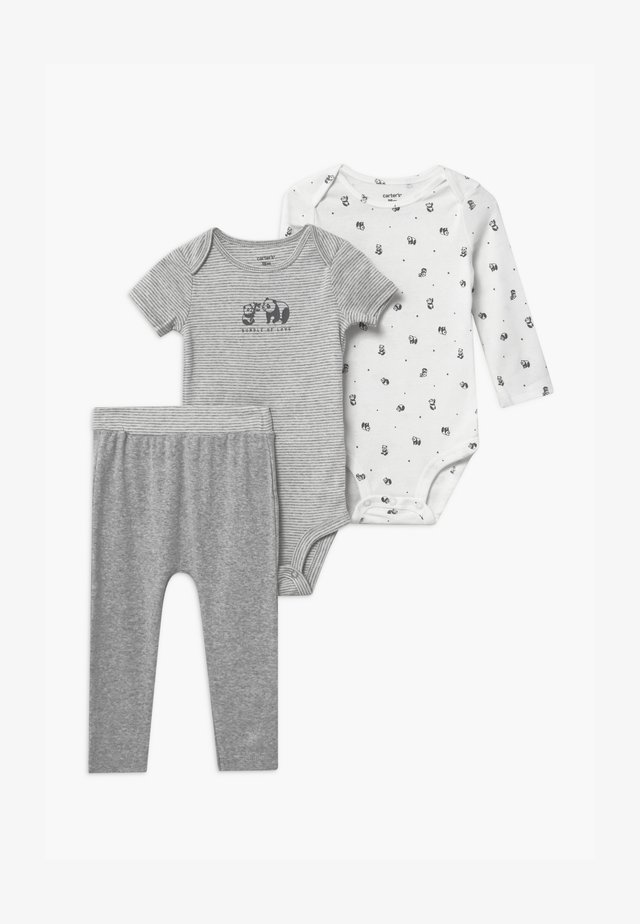 NEUTRAL SET - Broek - gray
