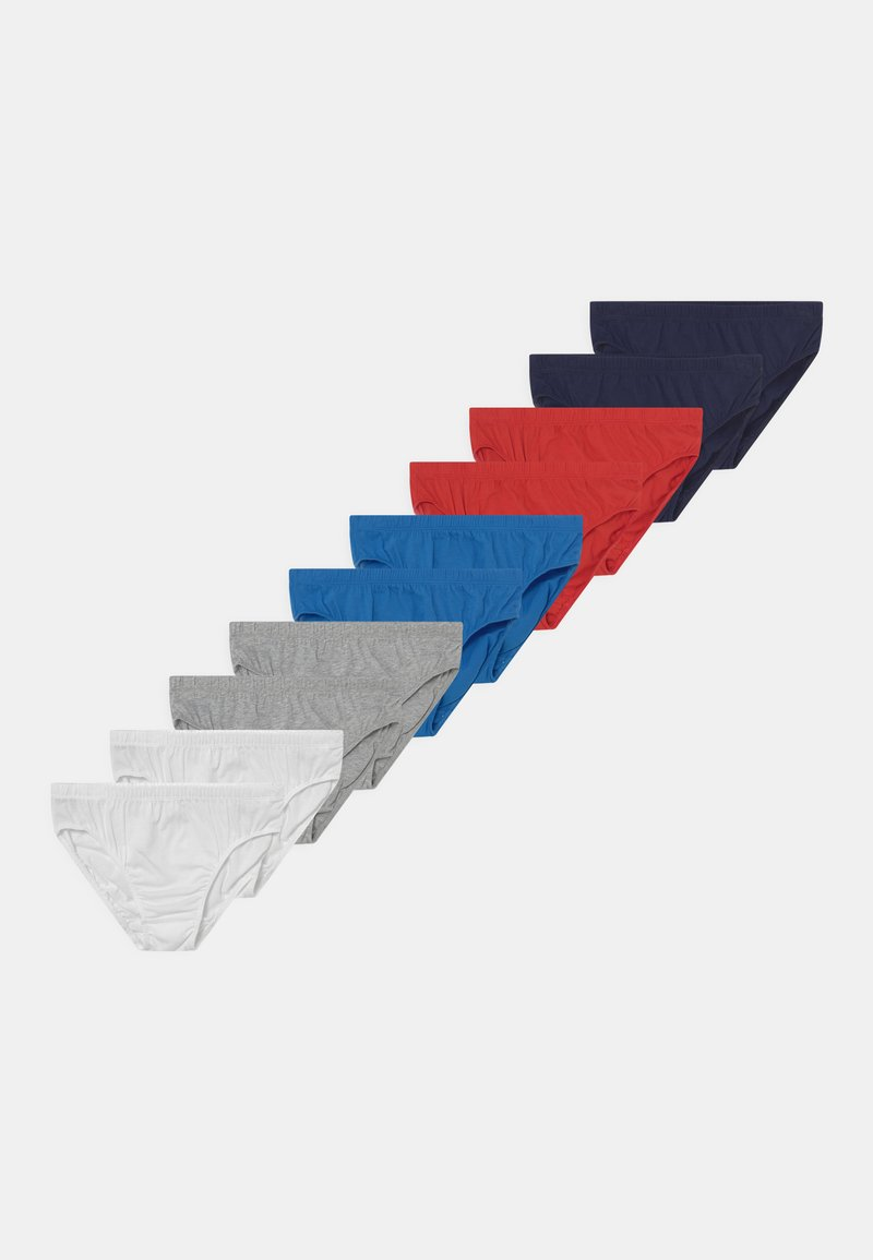 Marks & Spencer London - COLOUR BRIEFS 10 PACK - Briefs - red