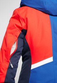 Head - COSMOS JACKET - Skijakke - red/royal blue - 7