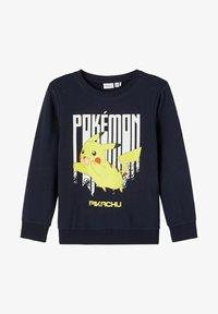 Name it - POKÉMON - Sweatshirt - dark sapphire - 0