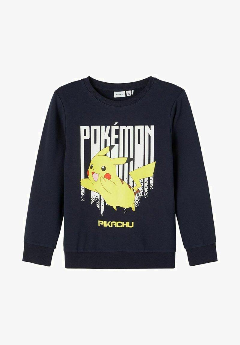 Name it - POKÉMON - Sweatshirt - dark sapphire