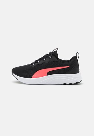 SOFTRIDE SOPHIA EASY - Scarpe running neutre - black/ignite pink/white