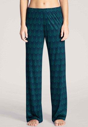 Pyjama bottoms - twilight blue