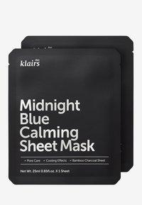 klairs - MIDNIGHT BLUE CALMING MASK 25ML 2 MASK PACK - Masker - - - 0