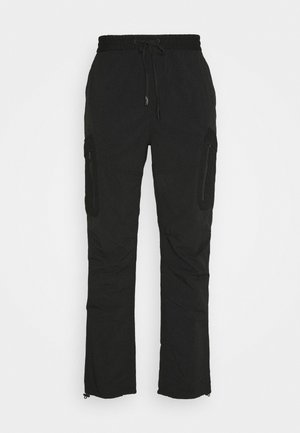 Cargo trousers - washed black/grey