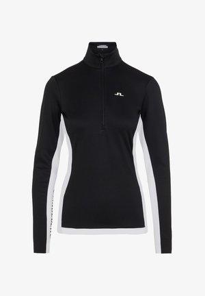 TRACY MIDLAYER - Sweatshirt - black