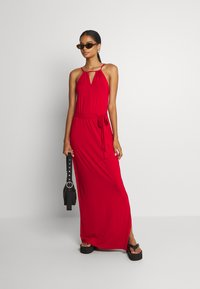 Even&Odd - Maxi dress - red - 1