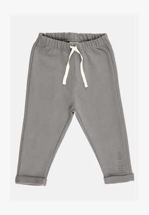 Tracksuit bottoms - wooden grey