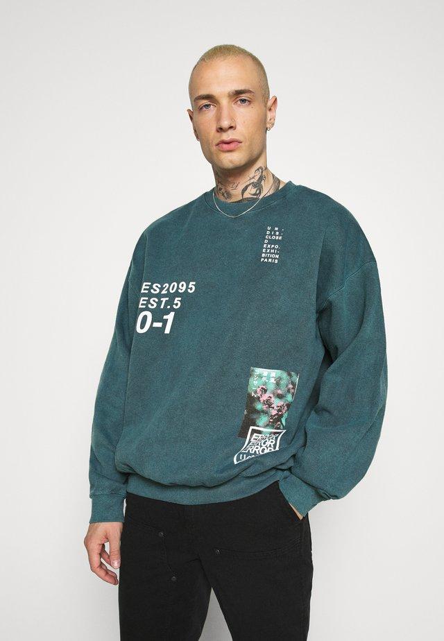 ERROR - Sweatshirt - khaki